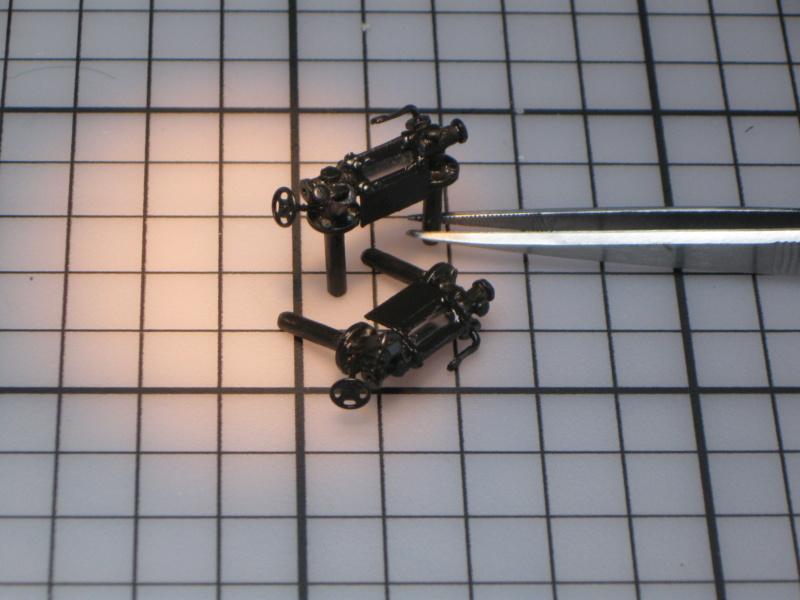Kartonbauerstlingswerk T-3 von Modelik  1:25 - Seite 2 22710