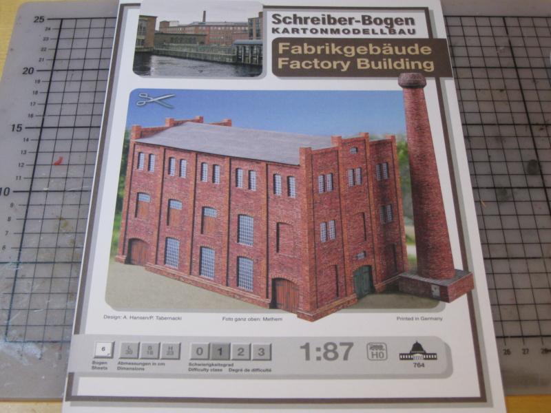 Fabrikgebäude in 1:87;  Schreiber-Bogen;  Hansen/Tabernacki Img_5740