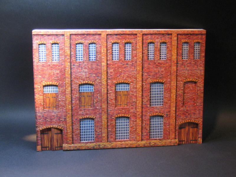 Fabrikgebäude in 1:87;  Schreiber-Bogen;  Hansen/Tabernacki Img_5749