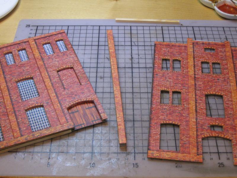 Fabrikgebäude in 1:87;  Schreiber-Bogen;  Hansen/Tabernacki Img_5751