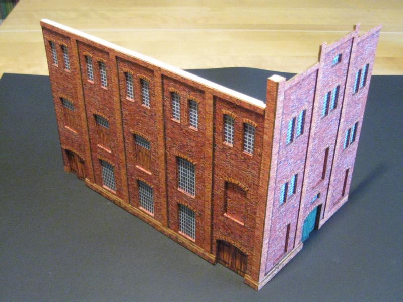 Fabrikgebäude in 1:87;  Schreiber-Bogen;  Hansen/Tabernacki Img_5752