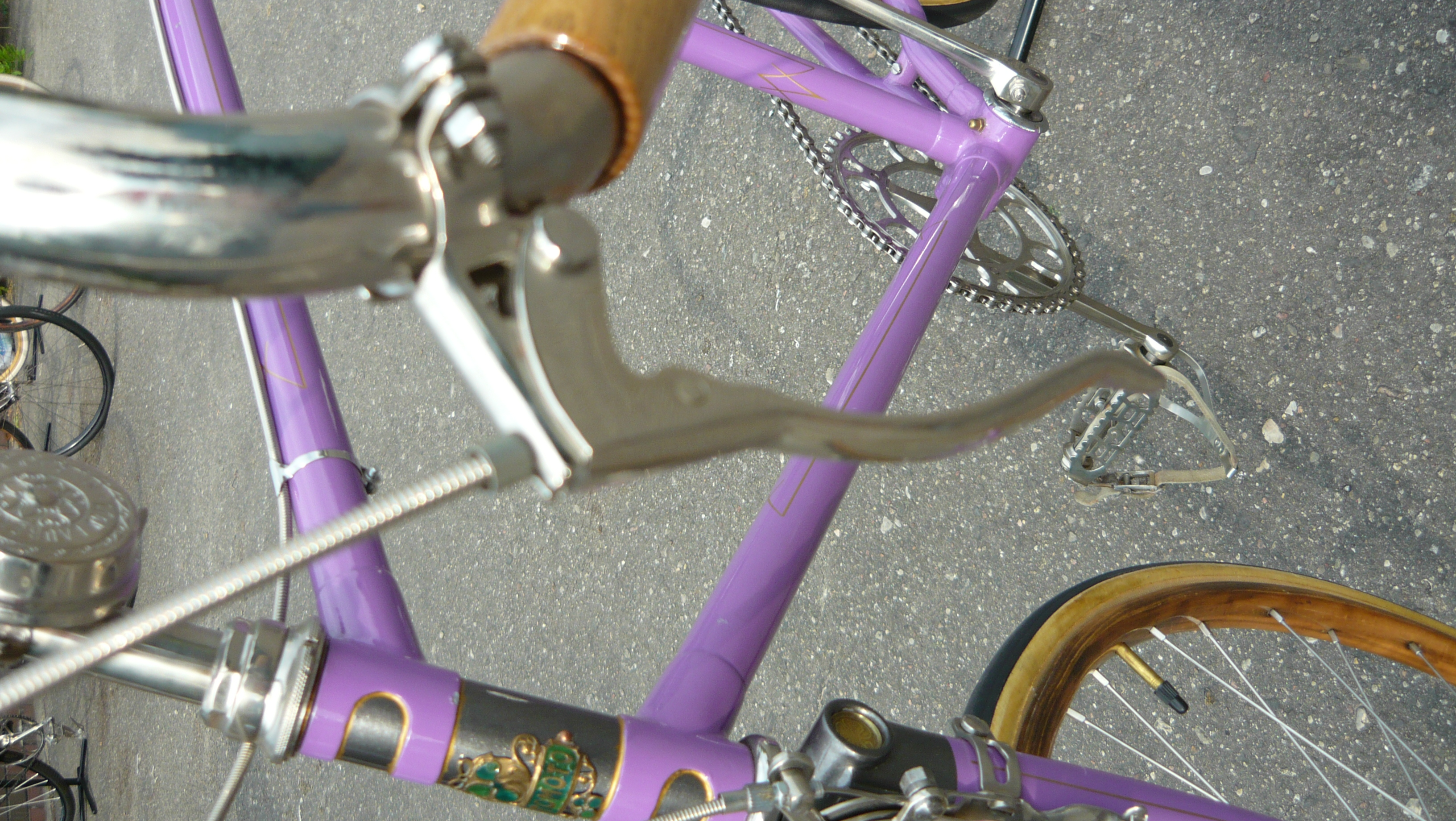 Retro Bike Poznan P1160523