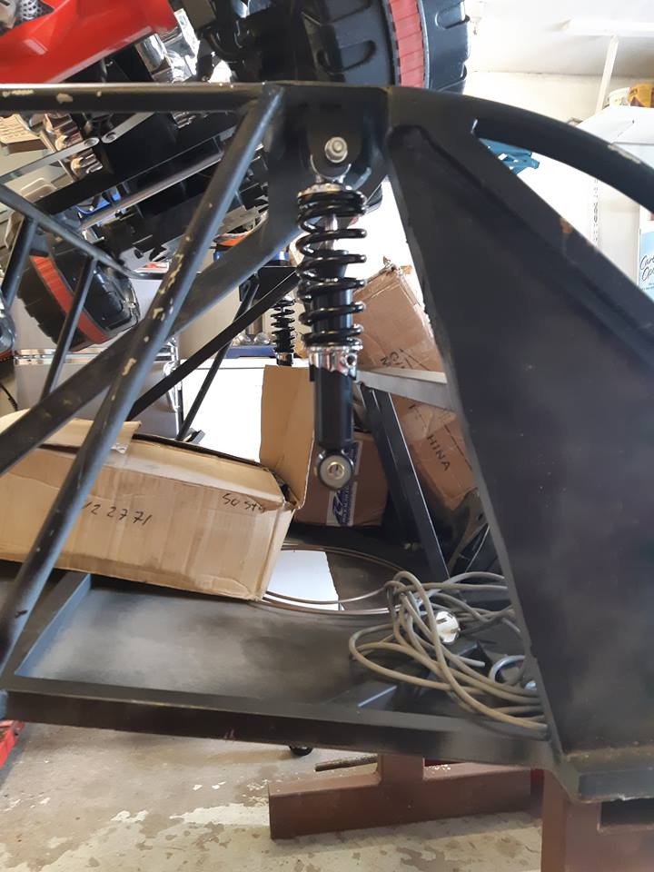 Just another corolla - DIY Caterham frame 7age and ´93 Liftback RWD - Page 9 34687410