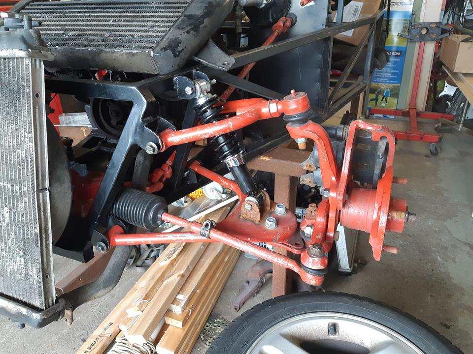 Just another corolla - DIY Caterham frame 7age and ´93 Liftback RWD - Page 9 34748210