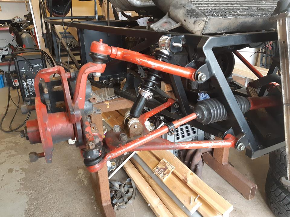 Just another corolla - DIY Caterham frame 7age and ´93 Liftback RWD - Page 9 34790110