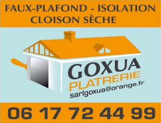 SARL GOXUA PLATRERIE ELECTRICITE HENDAYE Logo_g14