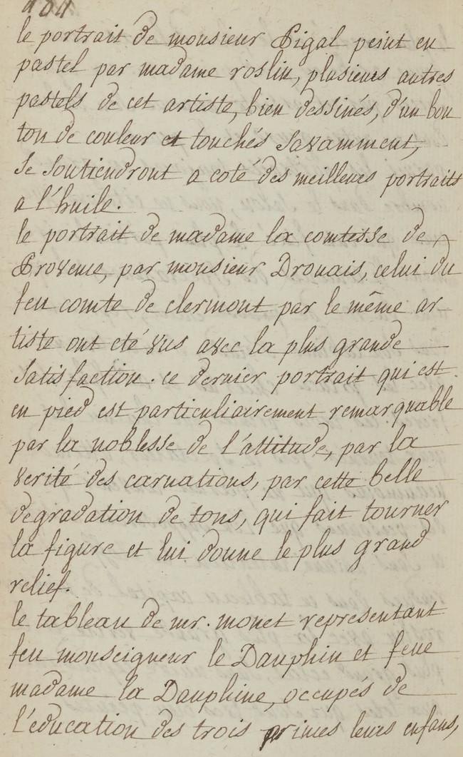 Pastels, l'exposition au musée du Louvre Exposi11