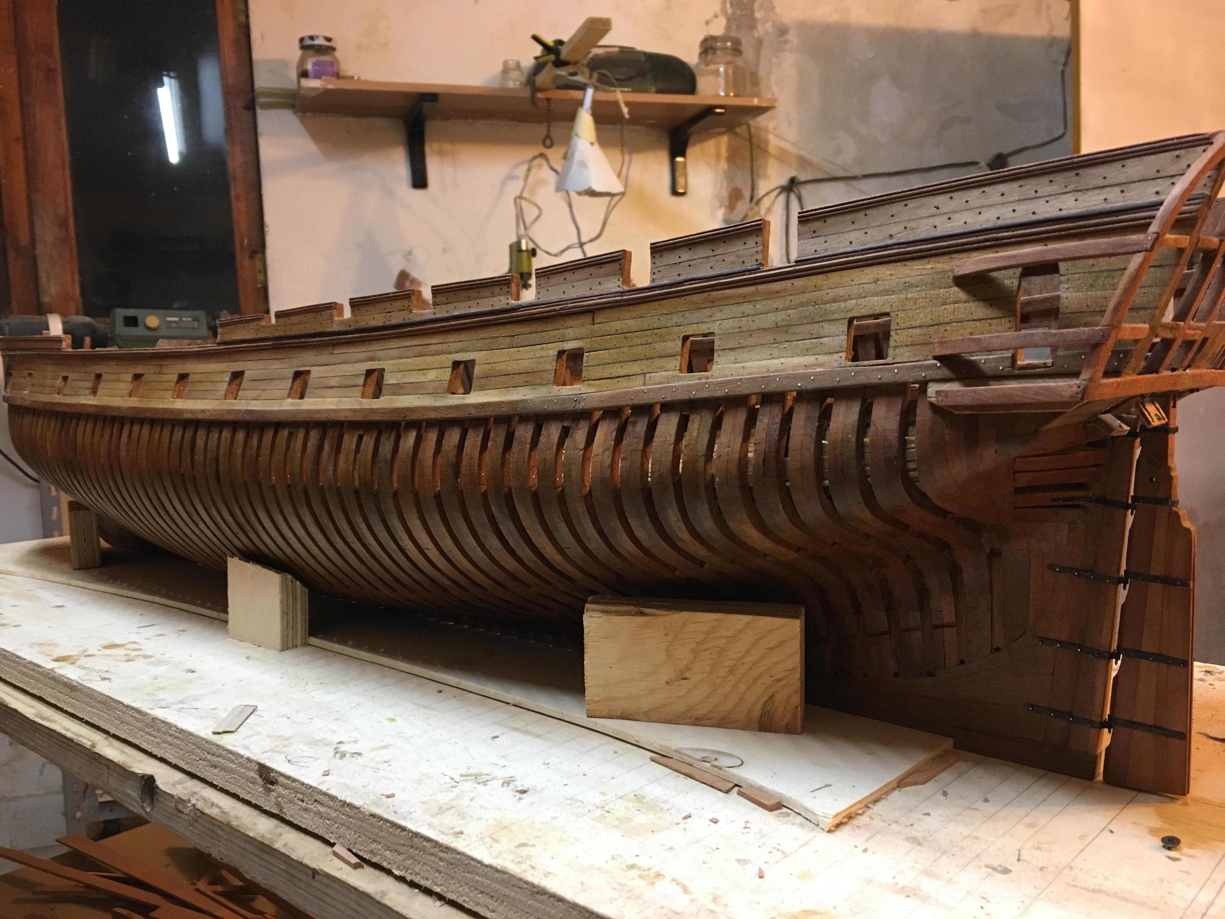 Fregata L'HERMIONE(arsenale)scala 1/48 di Carmelo Tuccitto - Pagina 4 87a87010