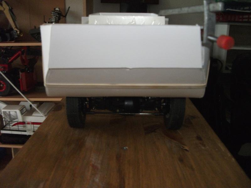 Mes modèles d'engins de TP électro hydrauliques 00210