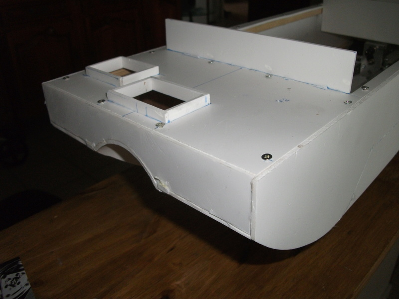 Mes modèles d'engins de TP électro hydrauliques 00410