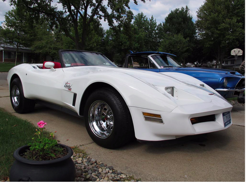 Découverte Corvette C3 Zora Duntov Captur30