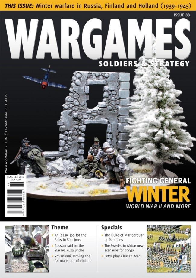 [RECHERCHE] ... dans le Wargames Soldiers & Strategy WSS No 88 Wss_8810