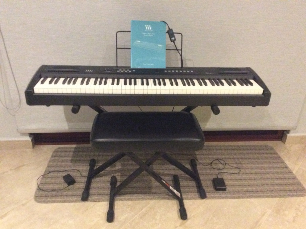 Electric piano Piano10