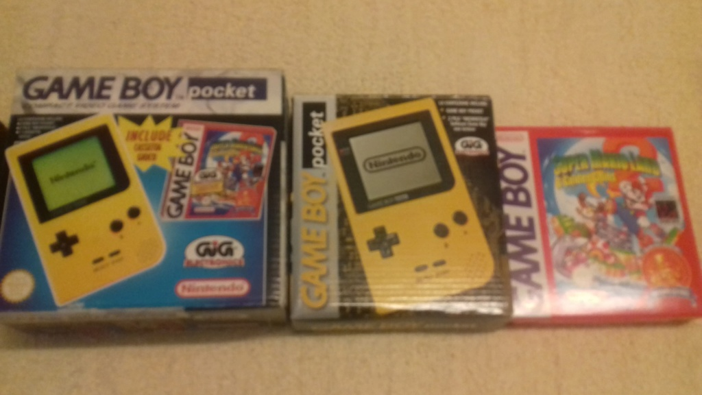 [EST] Pack GameBoy Pocket 39932510