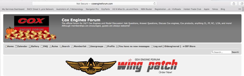 Security in forum Screen17