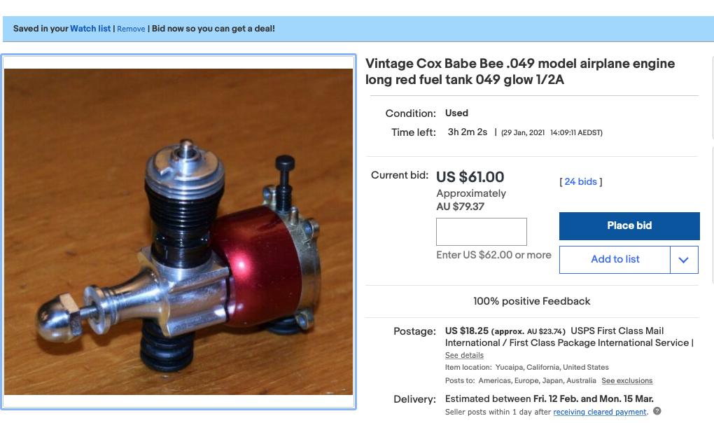 More unrealistic prices? Screen27