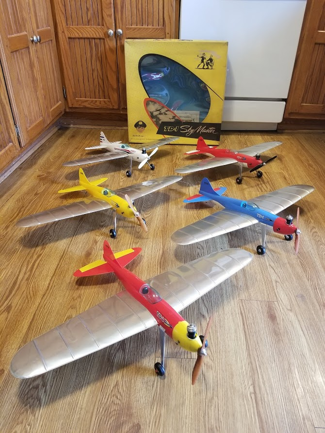 Really nice bunch of planes Td-1s10