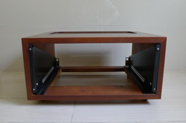 Mcintosh L54 Walnut Wood Cabinet w/Panlocs (Used) P1140810