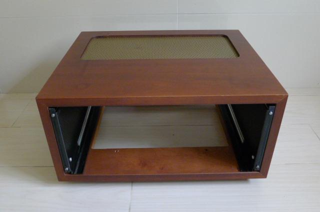 Mcintosh L54 Walnut Wood Cabinet w/Panlocs (Used) P1140811