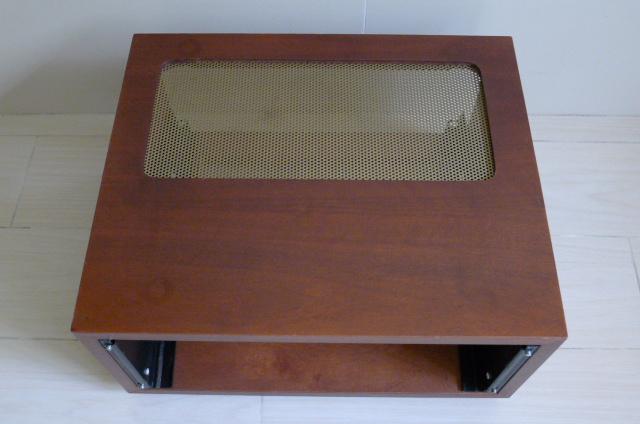 Mcintosh L54 Walnut Wood Cabinet w/Panlocs (Used) P1140813