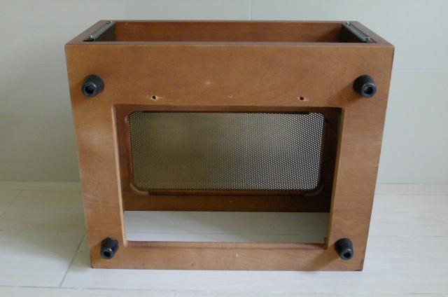 Mcintosh L54 Walnut Wood Cabinet w/Panlocs (Used) P1140814