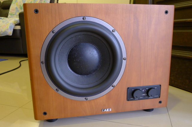 Acoustic Energy AELITE 10 Active Subwoofer (Used) SOLD P1140815