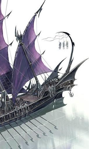 Das Dunkelelfen Korsaren Schiff   1:25 RC MODELL - Seite 29 01_810