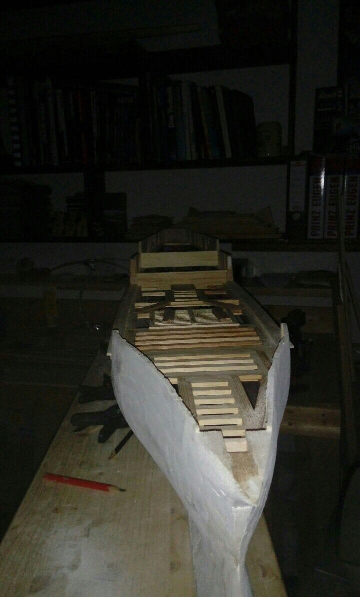 Das Dunkelelfen Korsaren Schiff   1:25 RC MODELL - Seite 23 72109610