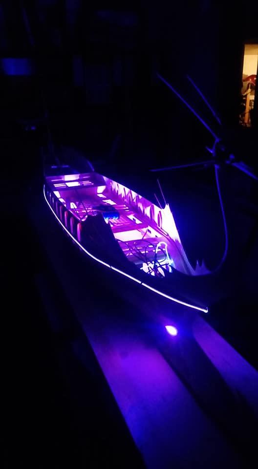Das Dunkelelfen Korsaren Schiff / RC, 1:25 Teil 1 - Seite 39 83251710