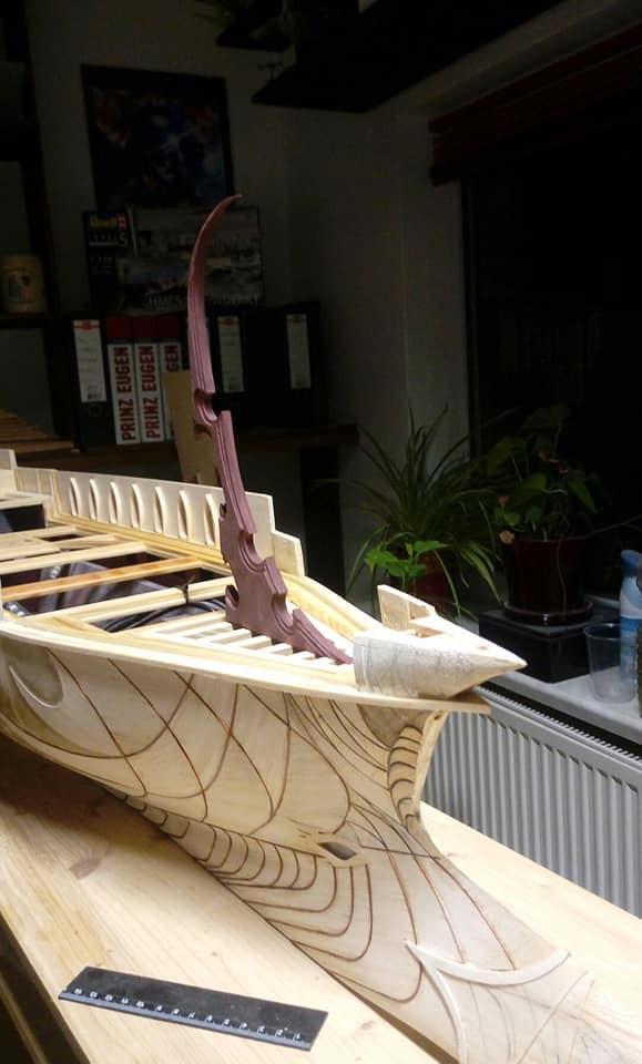Das Dunkelelfen Korsaren Schiff   1:25 RC MODELL - Seite 31 85153310