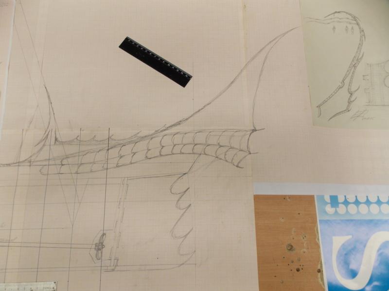 Das Dunkelelfen Korsaren Schiff   1:25 RC MODELL - Seite 3 Dscn0411