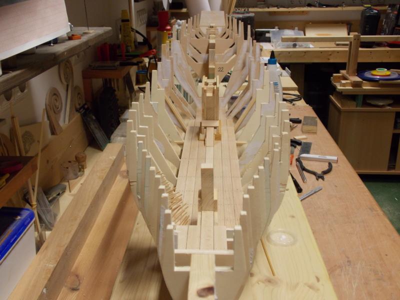Das Dunkelelfen Korsaren Schiff   1:25 RC MODELL - Seite 13 Dscn0815