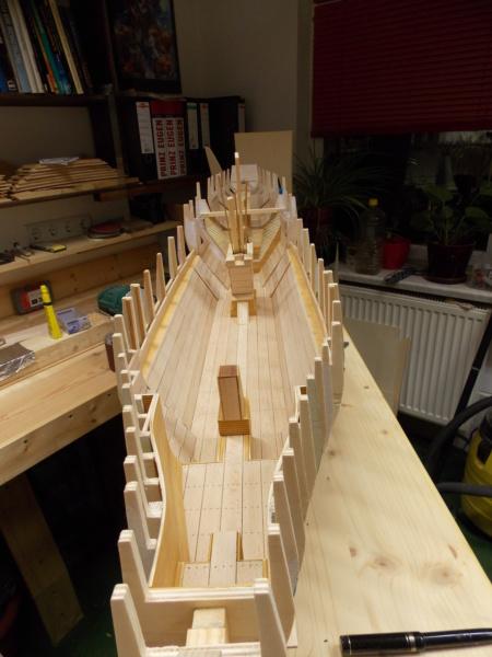 Das Dunkelelfen Korsaren Schiff   1:25 RC MODELL - Seite 18 Dscn1133