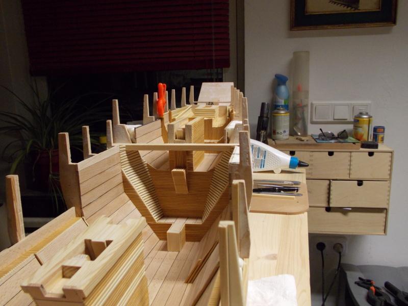 Das Dunkelelfen Korsaren Schiff   1:25 RC MODELL - Seite 19 Dscn1219