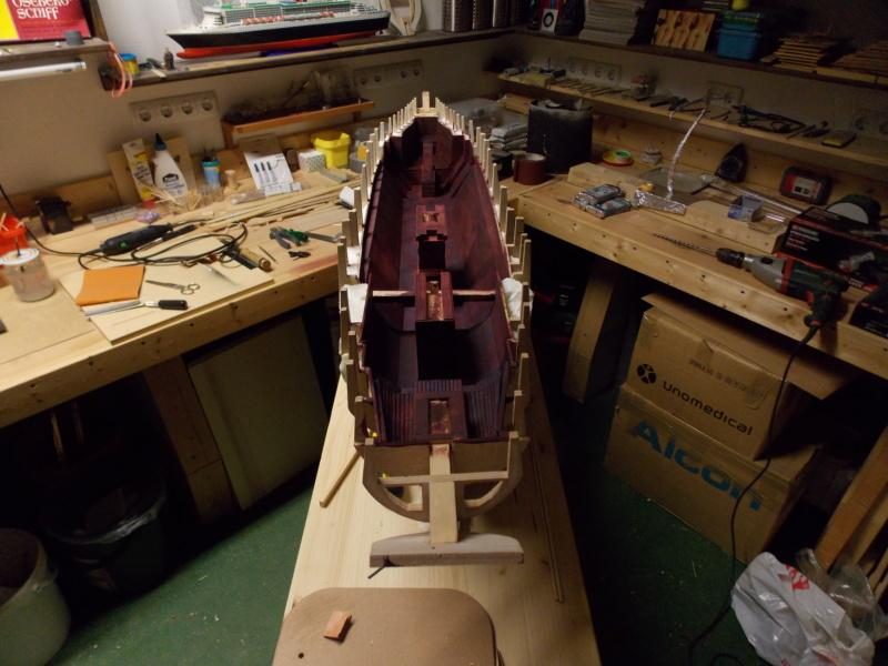 Das Dunkelelfen Korsaren Schiff   1:25 RC MODELL - Seite 19 Dscn1225