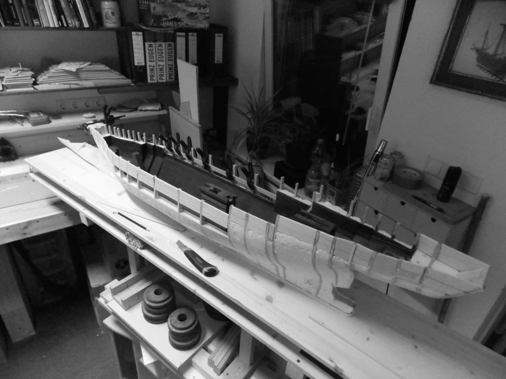 Das Dunkelelfen Korsaren Schiff   1:25 RC MODELL - Seite 21 Dscn1245