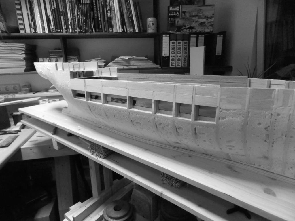 Das Dunkelelfen Korsaren Schiff   1:25 RC MODELL - Seite 21 Dscn1310