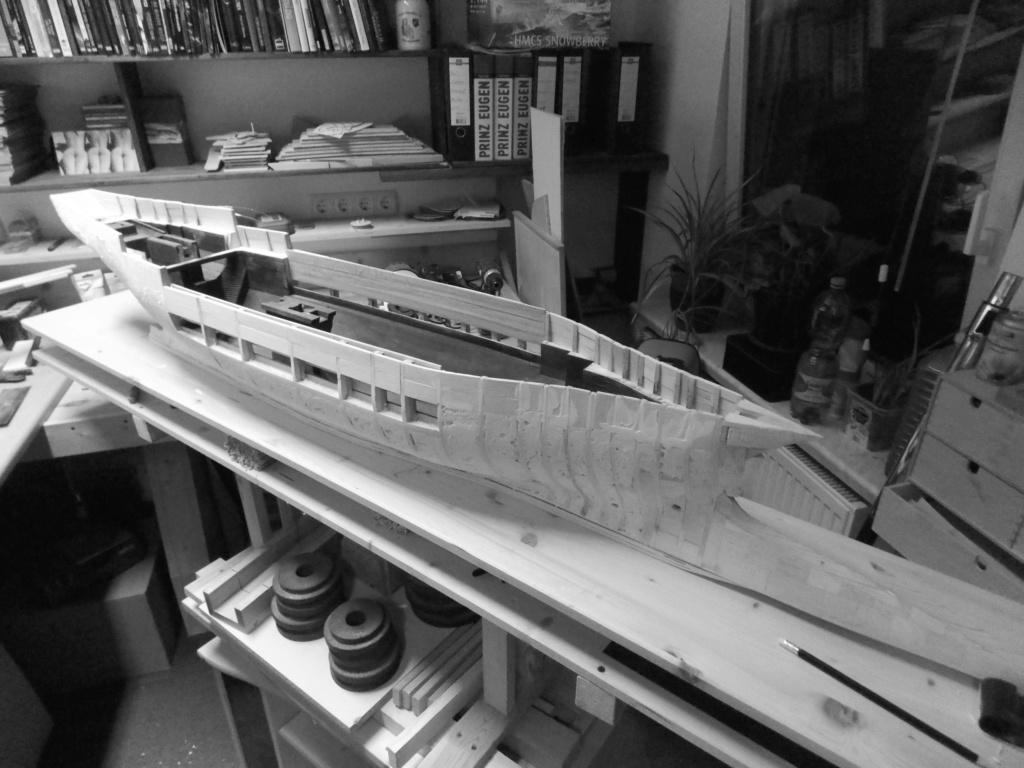 Das Dunkelelfen Korsaren Schiff   1:25 RC MODELL - Seite 21 Dscn1315