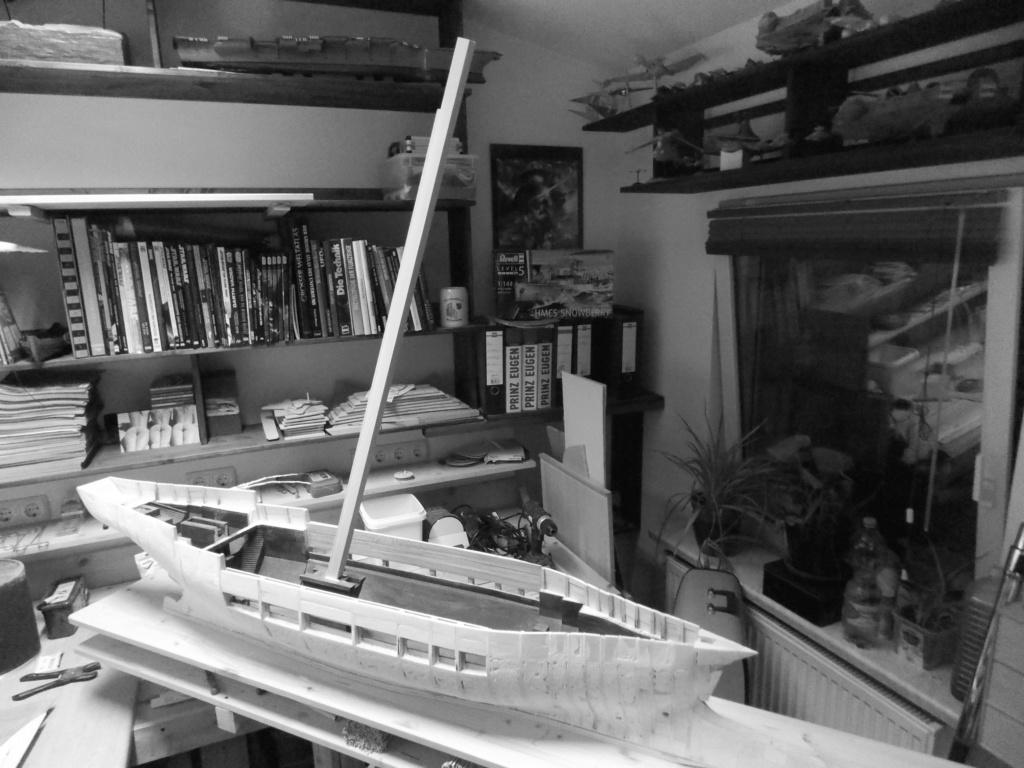 Das Dunkelelfen Korsaren Schiff   1:25 RC MODELL - Seite 21 Dscn1325