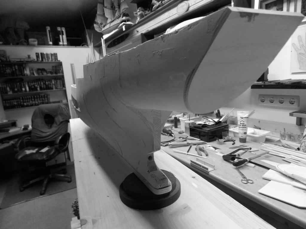 Das Dunkelelfen Korsaren Schiff   1:25 RC MODELL - Seite 21 Dscn1329