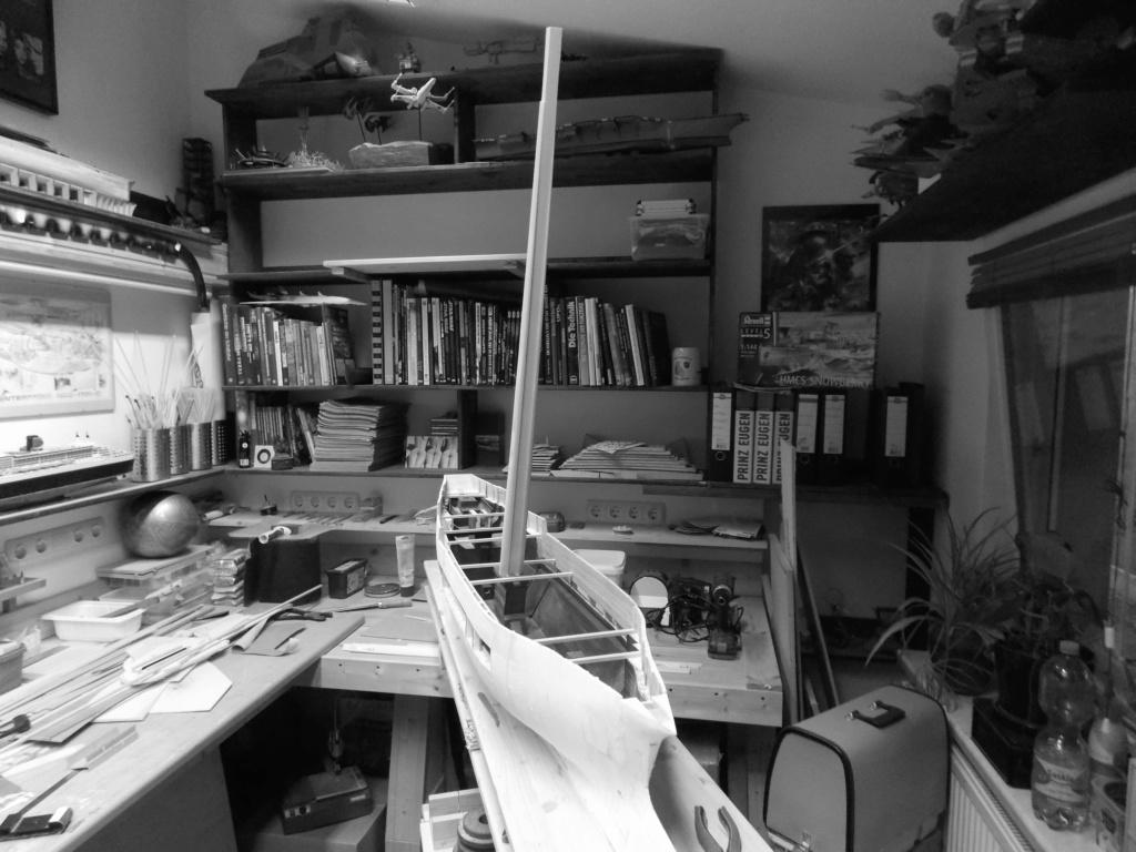 Das Dunkelelfen Korsaren Schiff   1:25 RC MODELL - Seite 21 Dscn1332