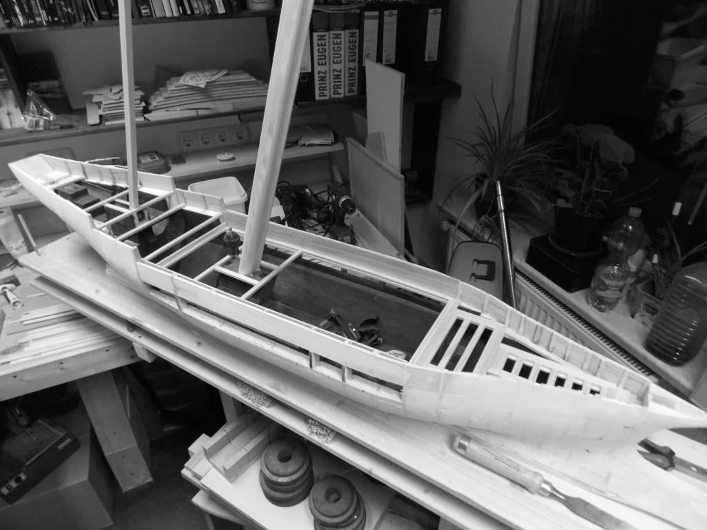 Das Dunkelelfen Korsaren Schiff / RC, 1:25 - Seite 22 Dscn1348