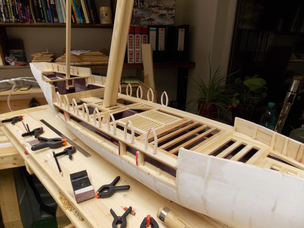 Das Dunkelelfen Korsaren Schiff   1:25 RC MODELL - Seite 23 Dscn1429