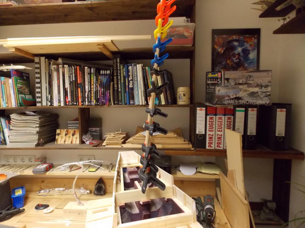 Das Dunkelelfen Korsaren Schiff   1:25 RC MODELL - Seite 23 Dscn1440