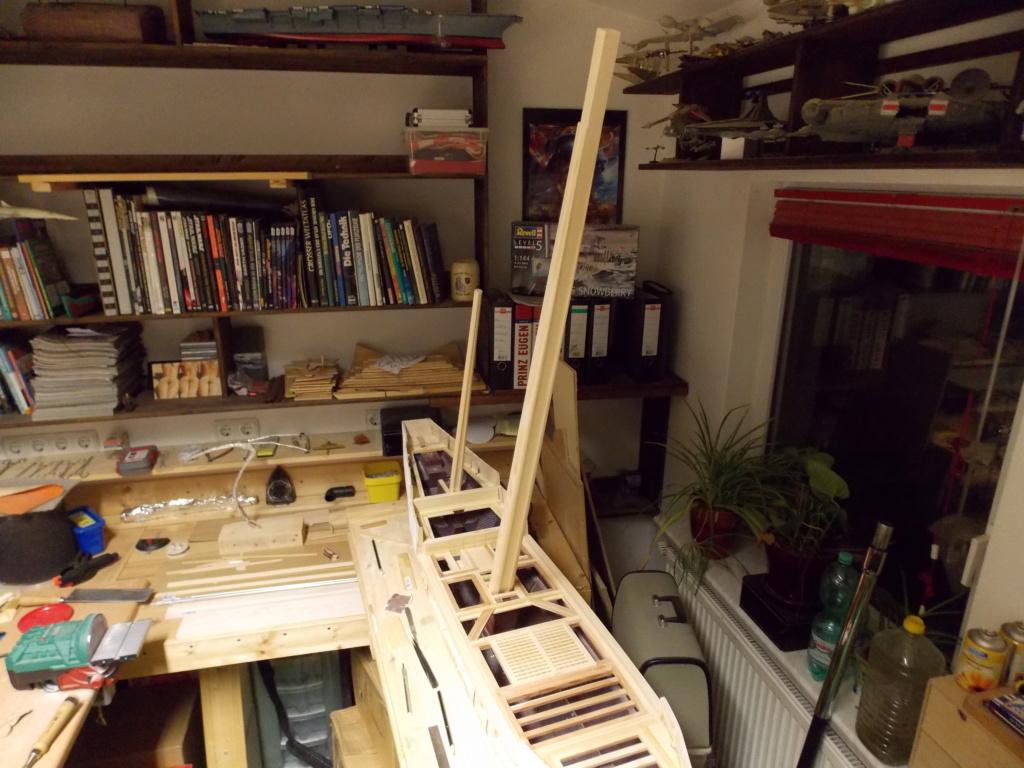 Das Dunkelelfen Korsaren Schiff   1:25 RC MODELL - Seite 23 Dscn1443