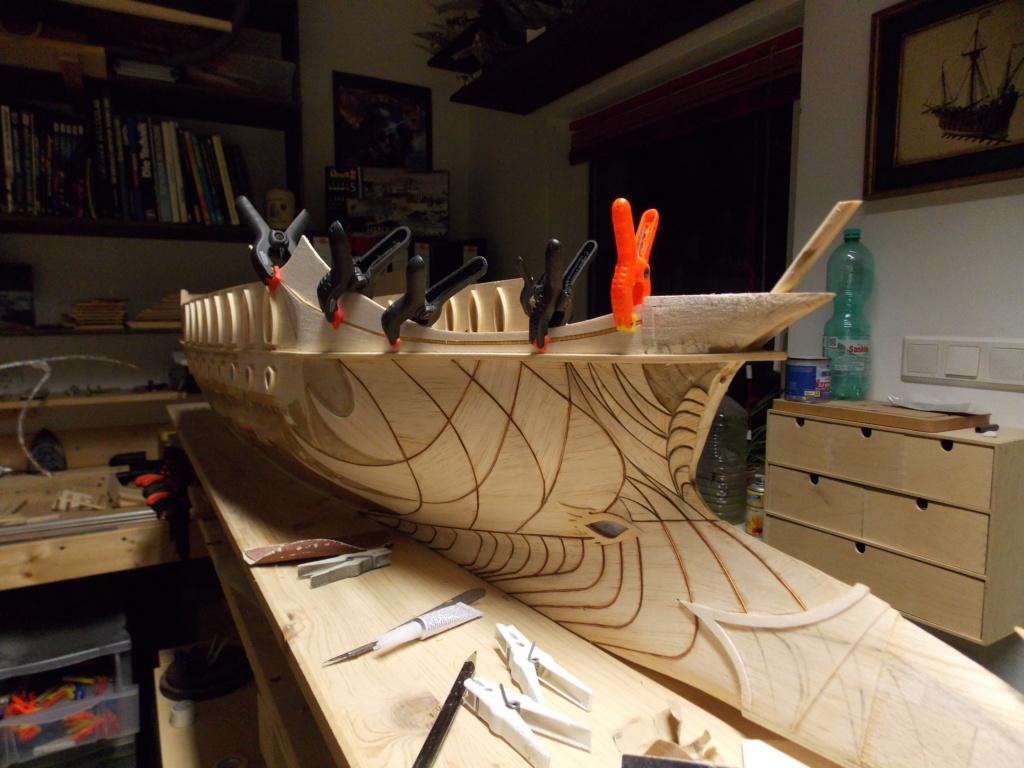 Das Dunkelelfen Korsaren Schiff   1:25 RC MODELL - Seite 31 Dscn4044