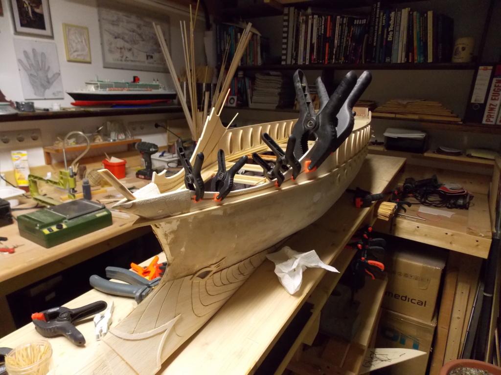 Das Dunkelelfen Korsaren Schiff   1:25 RC MODELL - Seite 31 Dscn4052