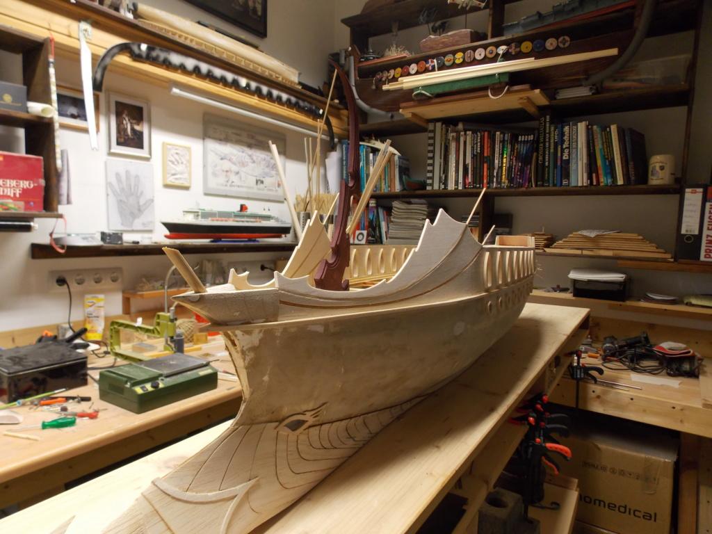 Das Dunkelelfen Korsaren Schiff   1:25 RC MODELL - Seite 31 Dscn4057