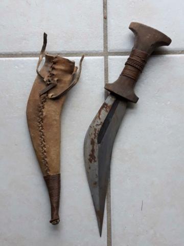 poignards nord africains 145