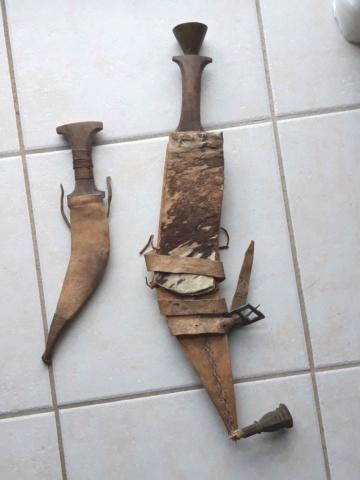 poignards nord africains 238